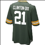 HaHa Clinton Dix Game Jersey