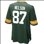 Nelson Nike Game Jersey