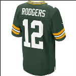 Rodgers Nike Elite Jersey