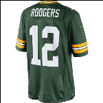 Rodgers Youth Limited Nike Jersey